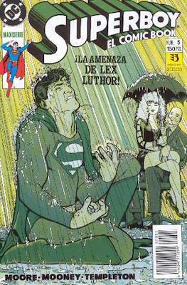 Superboy. El comic book (Grapa) #5