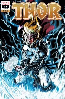 Thor Vol. 6 (2020- Variant Cover) #12.3