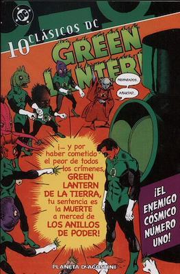 Green Lantern. Clásicos DC #10