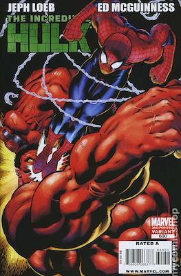 The Incredible Hulk / The Incredible Hulks (2009-2011 Variant Cover) #600.2