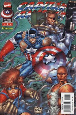 Héroes Reborn: Capitán América (1997-1998) (Grapa 24 pp) #5