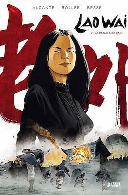Laowai (Cartoné 48 pp) #2