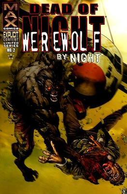 Dead of Night Featuring Werewolf by Night #2
