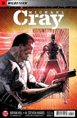 Wildstorm: Michael Cray #4