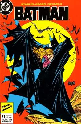 Batman (1987-1993) (Grapa) #22