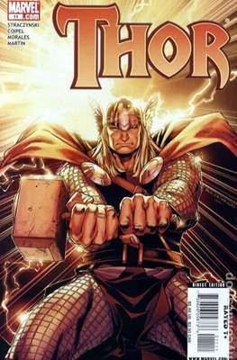 Thor / Journey into Mystery Vol. 3 (2007-2013) #11