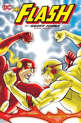 The Flash by Geoff Johns (Softcover) #3
