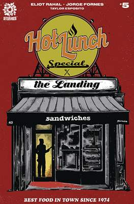 Hot Lunch Special (Comic Book) #5