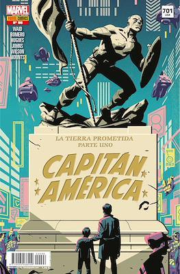 Capitán América Vol. 8 (2011-) (Grapa) #96