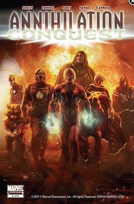 Annihilation: Conquest (II) #6