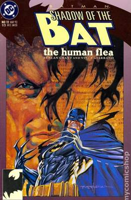 Batman: Shadow of the Bat (Comic book) #12