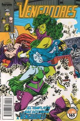Los Vengadores Vol. 1 (1983-1994) (Grapa) #85