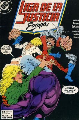 Liga de la Justicia Europa #5