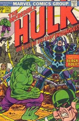 The Incredible Hulk Vol.1 (Saddle-stitched. 1962-1999) #175