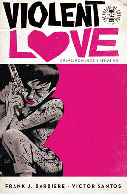 Violent Love (Comic-book) #5