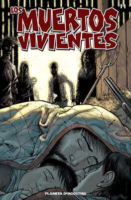 Los Muertos Vivientes (Digital) #11