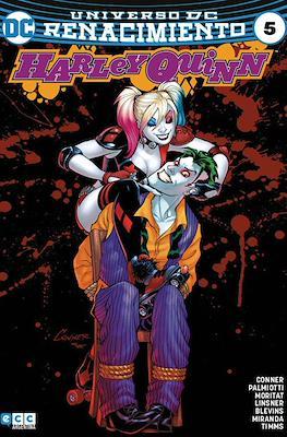 Harley Quinn (Rústica) #5