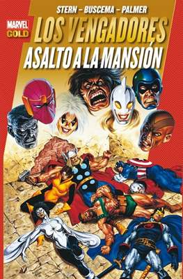 Los Vengadores. Marvel Gold #23