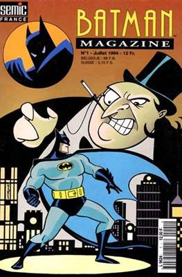 Batman Magazine #1