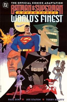 Batman & Superman Adventures: World's Finest