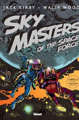 Sky Masters of the Space Force (Cartoné 128 pp) #2