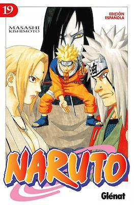 Naruto (Rústica con sobrecubierta) #19