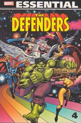 Marvel Essential: Defenders (Softcover) #4