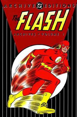 DC Archive Editions. The Flash