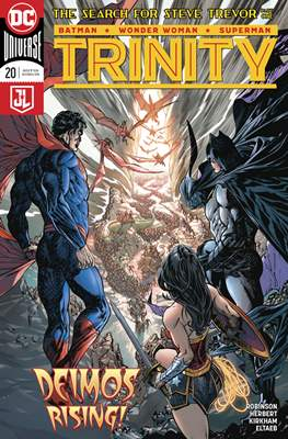 Trinity Vol. 2 (2016) (Comic - book) #20