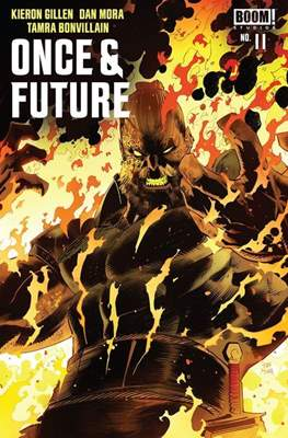 Once & Future (Comic Book) #11