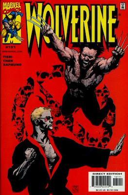 Wolverine (1988-2003) (Comic Book) #161