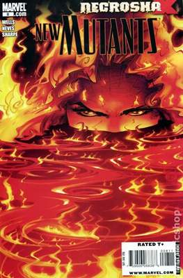 New Mutants Vol. 3 (Comic Book) #8