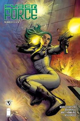Cyberforce (2018-) (Comic book) #7