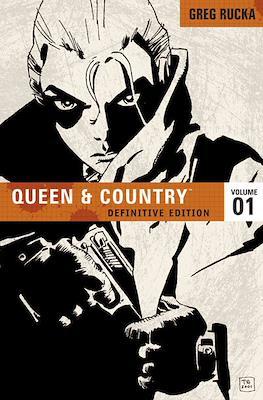 Queen & Country #1