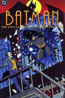 Batman The Collected Adventures