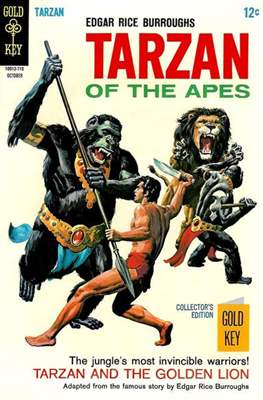 Tarzan (Comic-book) #172