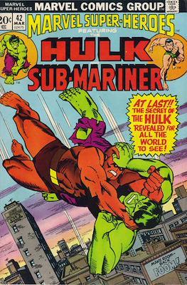 Marvel Super-Heroes (Grapa) #42