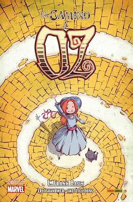 El mago de Oz. Clásicos Ilustrados Marvel (Cartoné. 144 - 224 págs) #5