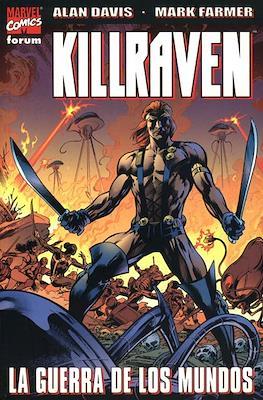 Killraven: La guerra de los mundos (2004)
