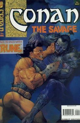 Conan the Savage (Grapa 48-52 pp) #4