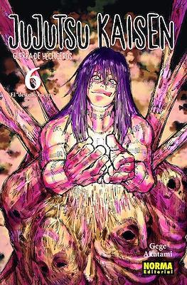Jujutsu Kaisen - Guerra de hechiceros (Rústica con sobrecubierta) #6