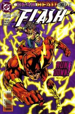 The Flash Vol. 2 (1987-2006) (Comic Book) #111