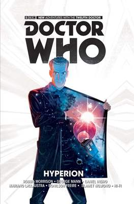Doctor Who: The Twelfth Doctor (TPB Softcover) #3