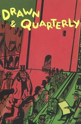 Drawn & Quarterly Vol. 5