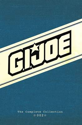 G.I. Joe: The Complete Collection (Hardcover 300-356 pp) #2