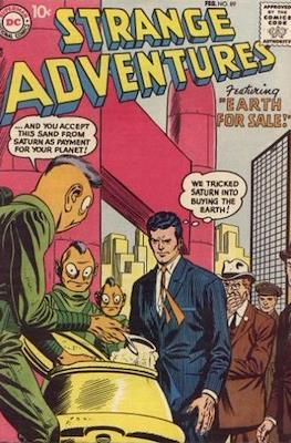 Strange Adventures (Comic Book) #89