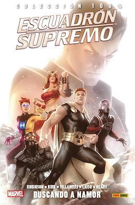 Escuadrón Supremo. 100% Marvel (Rústica con solapas 128-112-136 pp) #3