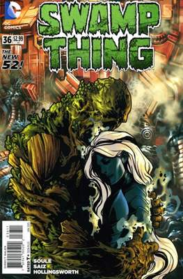 Swamp Thing vol. 5 (2011-2015) #36