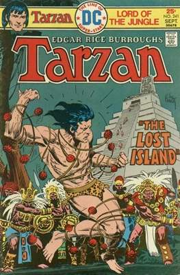 Tarzan (Comic-book) #241