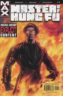 Shang-Chi: Master of Kung Fu (2002-2003) (Grapa) #1